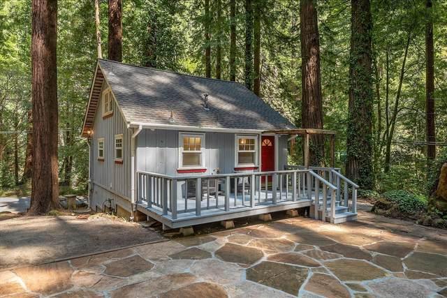 7126 Pescadero Creek Rd, Pescadero, CA 94060 (#ML81837111) :: The Kulda Real Estate Group
