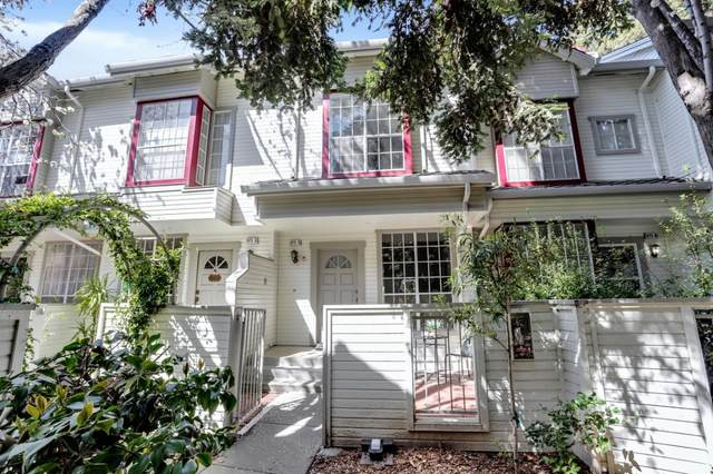 975 Belmont Ter 9, Sunnyvale, CA 94086 (#ML81837138) :: Robert Balina | Synergize Realty