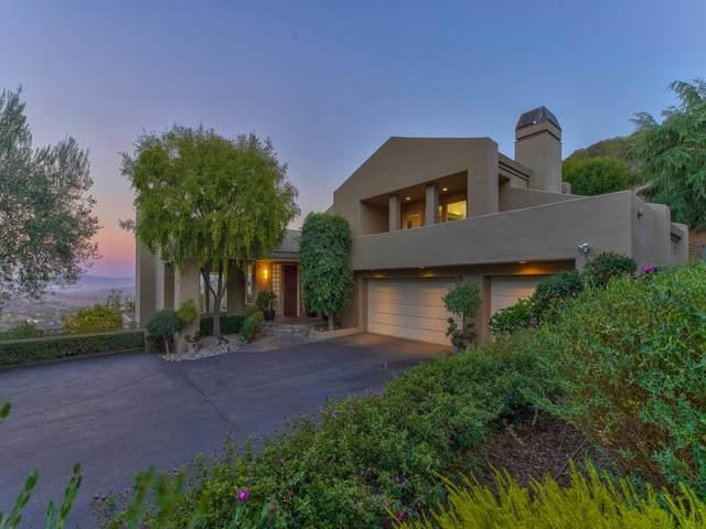 11623 Spur Rd, Monterey, CA 93940 (#ML81837144) :: Alex Brant