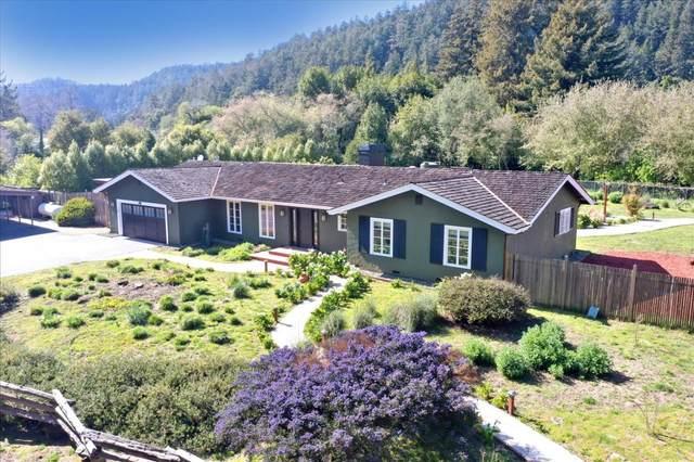 6103 Pescadero Creek Rd, Pescadero, CA 94060 (#ML81837165) :: Intero Real Estate