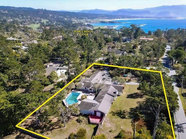 1417 Alva Ln, Pebble Beach, CA 93953 (#ML81837183) :: Intero Real Estate