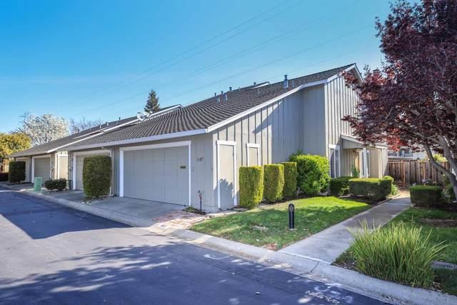 1107 Sprague Ln, Foster City, CA 94404 (#ML81837220) :: The Gilmartin Group