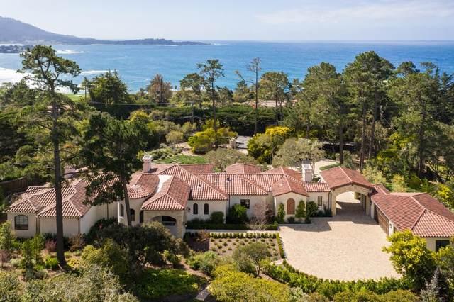 1659 Crespi Ln, Pebble Beach, CA 93953 (#ML81837240) :: Intero Real Estate