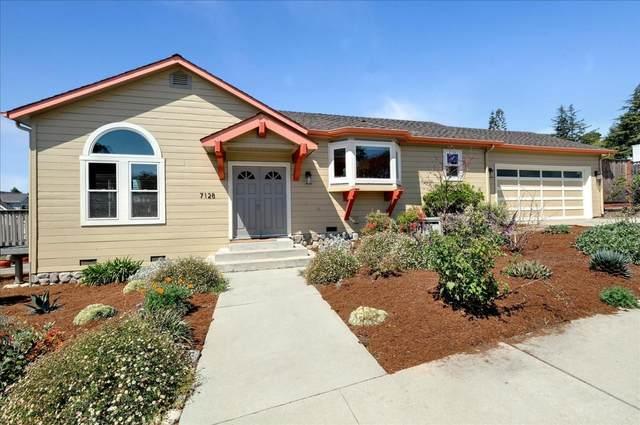 7128 Danko Dr, Aptos, CA 95003 (#ML81837287) :: Strock Real Estate