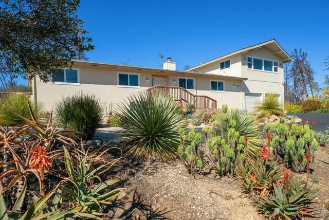 50 Charles Dr, Santa Cruz, CA 95060 (#ML81837294) :: The Sean Cooper Real Estate Group