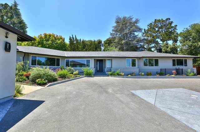 808 Amber Ln, Los Altos, CA 94024 (#ML81837313) :: Intero Real Estate