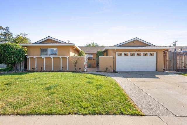 390 Bay St, San Jose, CA 95123 (#ML81837315) :: Intero Real Estate
