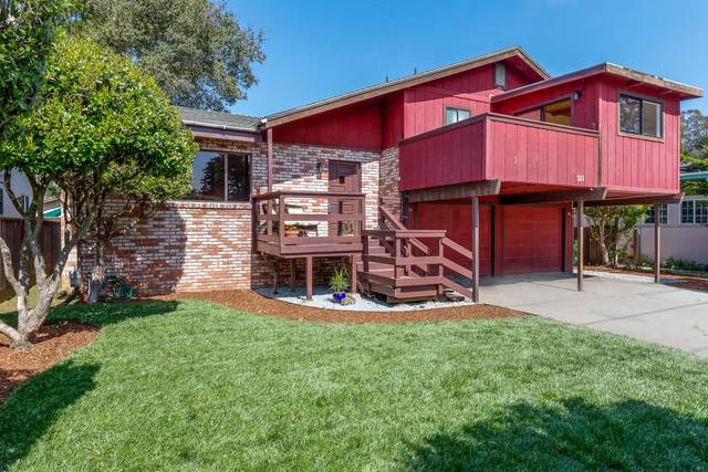 211 Mirada Dr, Aptos, CA 95003 (#ML81837326) :: Strock Real Estate