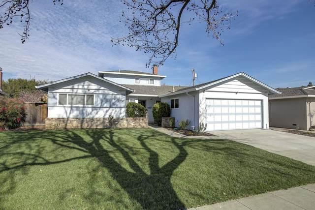 675 Springwood Dr, San Jose, CA 95129 (MLS #ML81837327) :: Compass