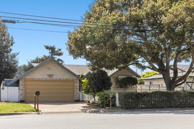 3470 Rio Rd, Carmel, CA 93923 (#ML81837352) :: The Goss Real Estate Group, Keller Williams Bay Area Estates