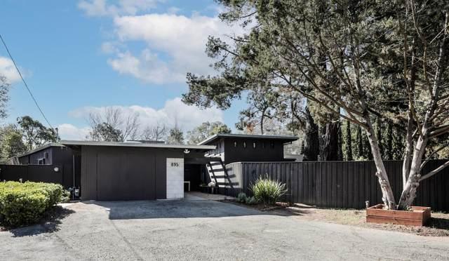 695 Coronado Ave, Stanford, CA 94305 (#ML81837359) :: Intero Real Estate