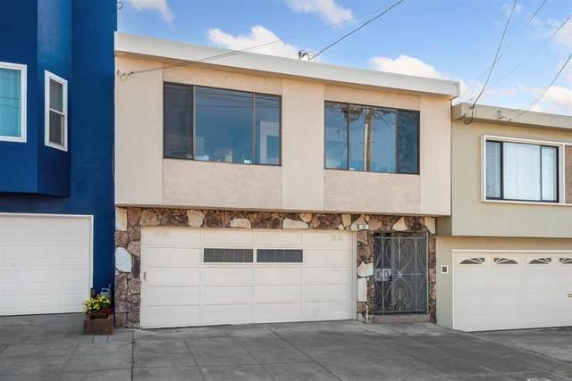 33 Cora St, San Francisco, CA 94134 (#ML81837416) :: Intero Real Estate