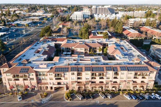 20500 Town Center Ln 263, Cupertino, CA 95014 (#ML81837425) :: The Sean Cooper Real Estate Group