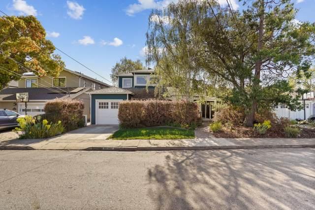 165 Park Ave, San Carlos, CA 94070 (#ML81837434) :: The Gilmartin Group