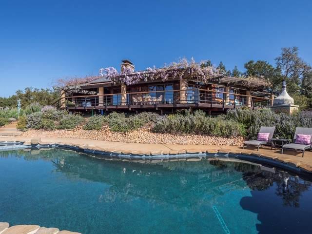 895 Rider Ridge Rd, Santa Cruz, CA 95065 (#ML81837437) :: Strock Real Estate