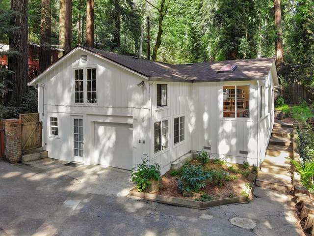 174 Woodland Dr, Ben Lomond, CA 95005 (#ML81837456) :: Intero Real Estate