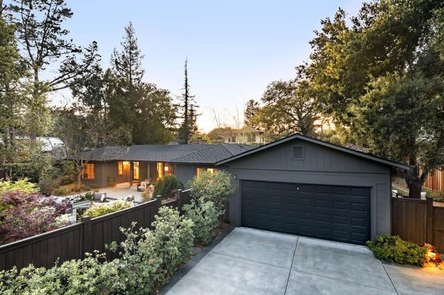 1100 N Lemon Ave, Menlo Park, CA 94025 (#ML81837466) :: Intero Real Estate