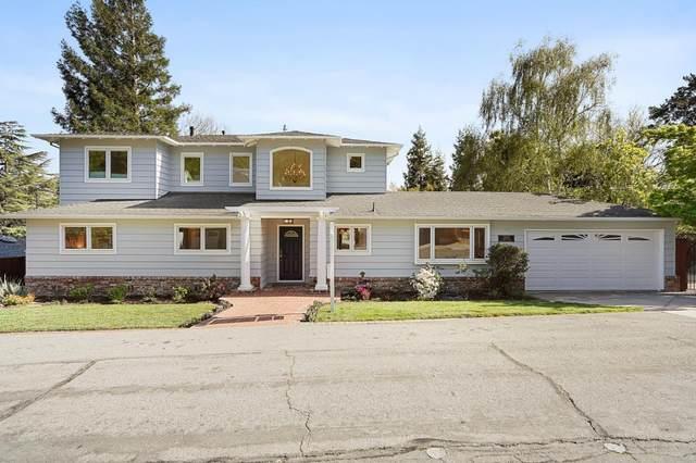 1705 Fairway Dr, Belmont, CA 94002 (#ML81837484) :: Intero Real Estate
