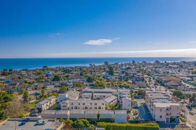 1066 41st Ave B205, Capitola, CA 95010 (#ML81837506) :: The Sean Cooper Real Estate Group