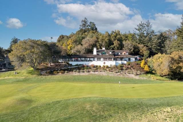 62 Pasatiempo Dr, Santa Cruz, CA 95060 (#ML81837514) :: Strock Real Estate