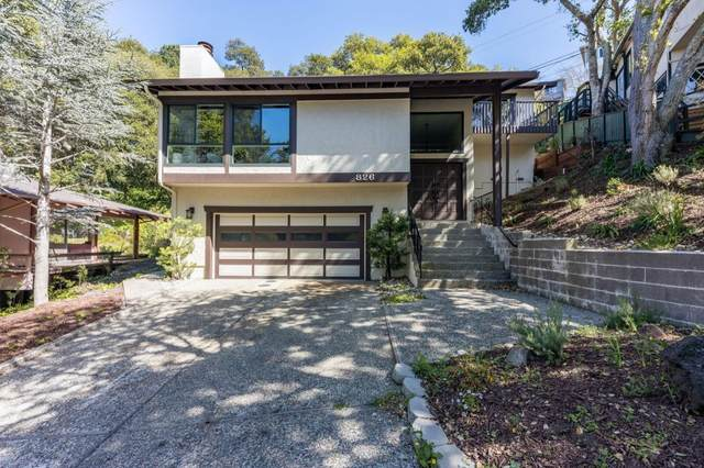 826 Vista Grande, Millbrae, CA 94030 (#ML81837524) :: Intero Real Estate