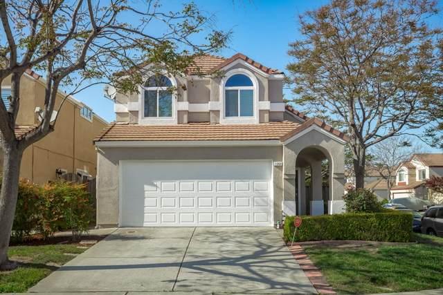 1263 Gingerwood Dr, Milpitas, CA 95035 (#ML81837569) :: The Goss Real Estate Group, Keller Williams Bay Area Estates