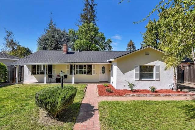 923 Pascoe Ave, San Jose, CA 95125 (#ML81837598) :: The Sean Cooper Real Estate Group