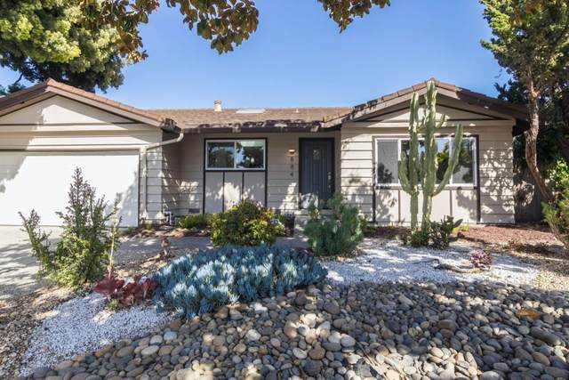 884 Hollenbeck Ave, Sunnyvale, CA 94087 (#ML81837606) :: The Sean Cooper Real Estate Group