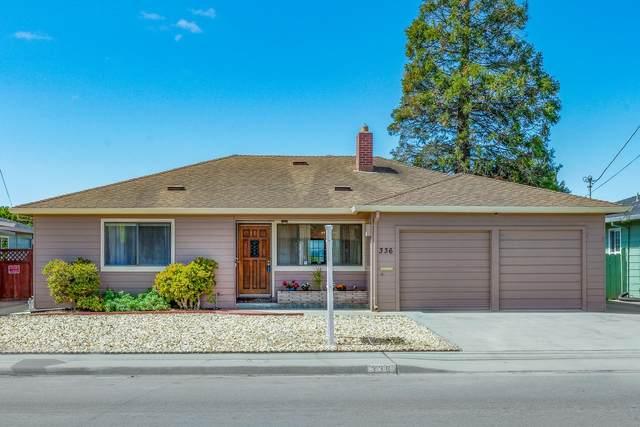 336 Arthur Rd, Watsonville, CA 95076 (MLS #ML81837609) :: Compass