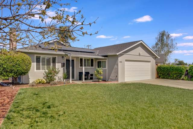 265 Friar Way, Campbell, CA 95008 (#ML81837610) :: Intero Real Estate
