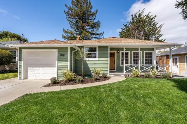 1061 17th Ave, Redwood City, CA 94063 (#ML81837618) :: Intero Real Estate