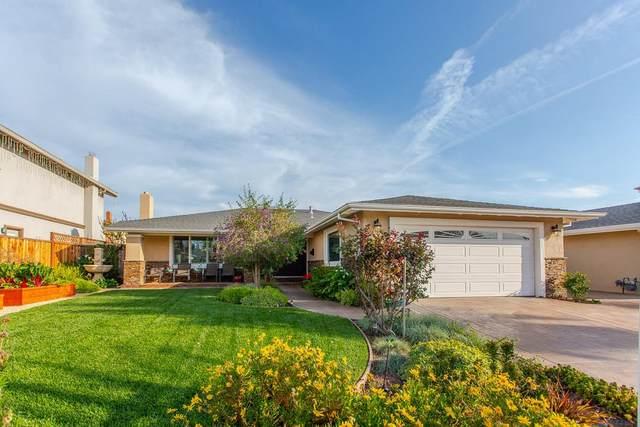 3418 Gila Dr, San Jose, CA 95148 (#ML81837637) :: Intero Real Estate