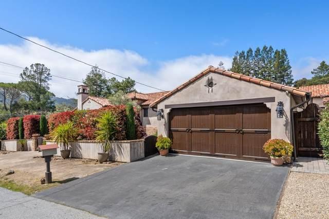 103 Alta Vista Rd, Woodside, CA 94062 (MLS #ML81837645) :: Compass