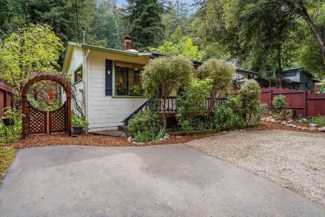 15187 Big Basin Way, Boulder Creek, CA 95006 (#ML81837661) :: The Goss Real Estate Group, Keller Williams Bay Area Estates