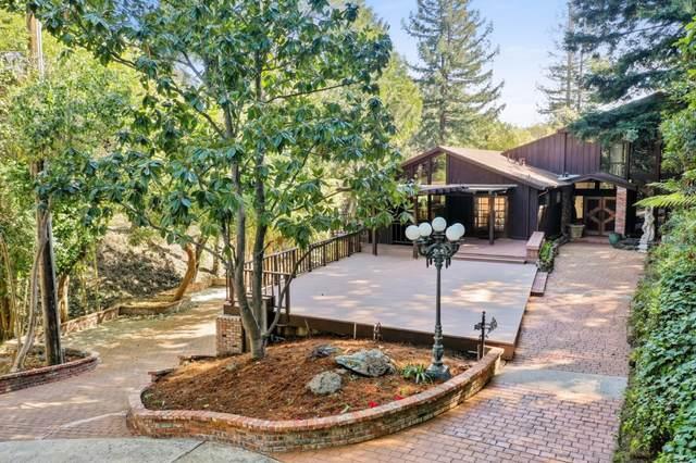 15305 Madrone Hill Rd, Saratoga, CA 95070 (#ML81837712) :: The Goss Real Estate Group, Keller Williams Bay Area Estates