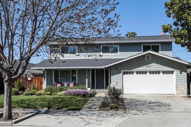 1570 Carmel Dr, San Jose, CA 95125 (#ML81837723) :: The Sean Cooper Real Estate Group