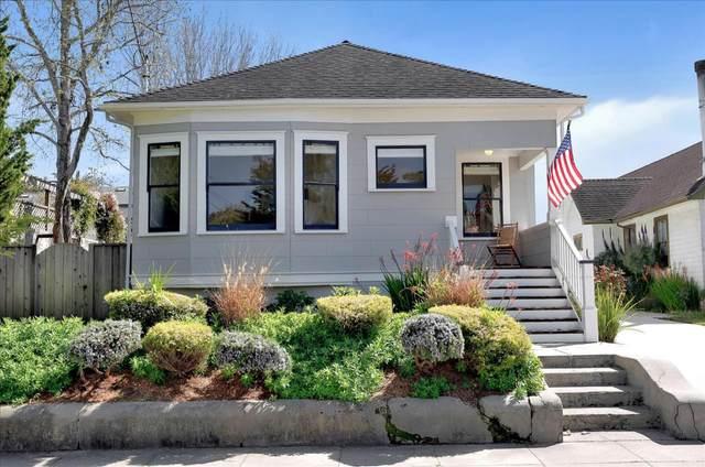 228 Woods St, Santa Cruz, CA 95062 (#ML81837754) :: Intero Real Estate