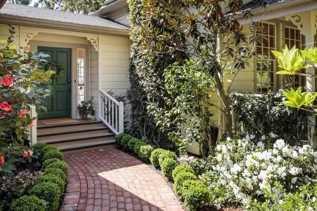 183 Prospect St, Woodside, CA 94062 (#ML81837789) :: Intero Real Estate