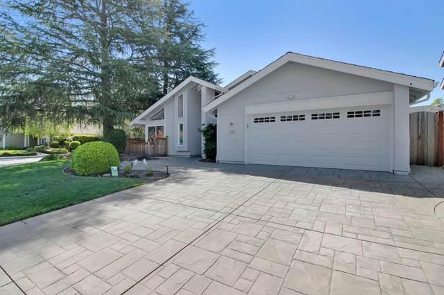 2356 Rupert Dr, San Jose, CA 95124 (#ML81837790) :: The Gilmartin Group