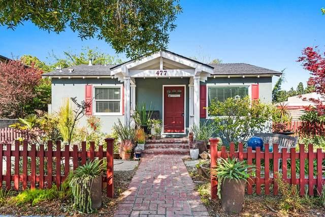 477 S Taaffe St, Sunnyvale, CA 94086 (#ML81837810) :: Intero Real Estate