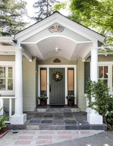 1355 Santa Cruz Ave, Menlo Park, CA 94025 (#ML81837815) :: Intero Real Estate