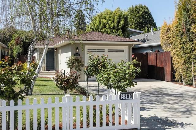 3380 Waverley St, Palo Alto, CA 94306 (#ML81837816) :: Intero Real Estate