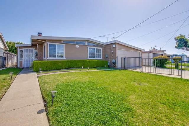 36662 Charles St, Newark, CA 94560 (#ML81837817) :: Intero Real Estate