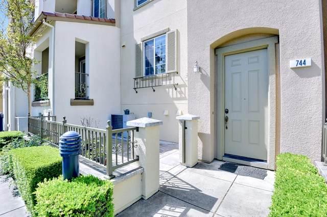 744 Mente Linda Loop, Milpitas, CA 95035 (#ML81837826) :: The Sean Cooper Real Estate Group