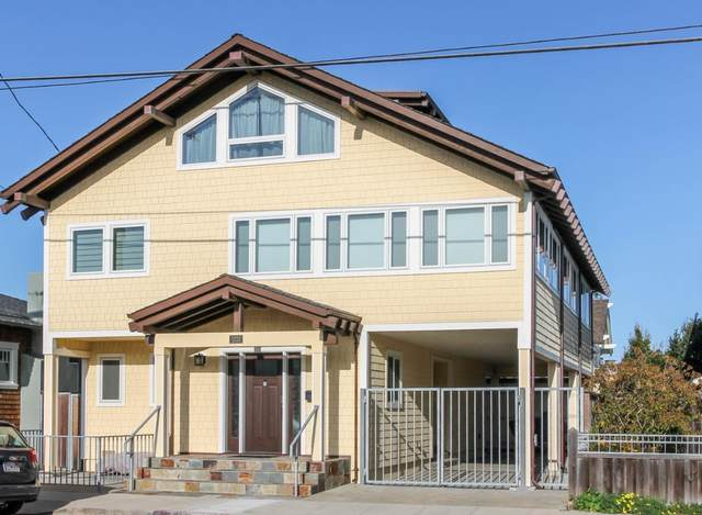 1151 E Cliff Dr, Santa Cruz, CA 95062 (#ML81837917) :: Strock Real Estate