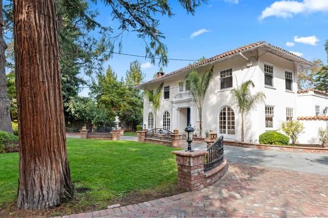 1 Heritage Ct, Atherton, CA 94027 (#ML81837918) :: Real Estate Experts