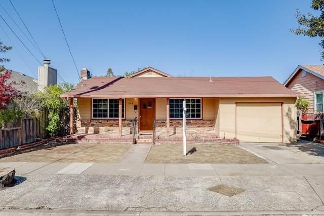 1149 Saint Francis St, Redwood City, CA 94061 (#ML81837971) :: Intero Real Estate