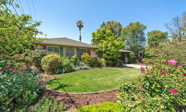 621 Eden Ave, San Jose, CA 95117 (#ML81837978) :: Real Estate Experts