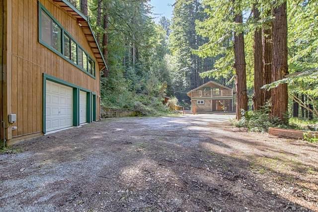 280 Logan Creek Rd, Boulder Creek, CA 95006 (#ML81837995) :: Intero Real Estate