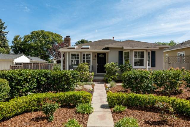 1054 Menlo Oaks Dr, Menlo Park, CA 94025 (#ML81838052) :: Intero Real Estate